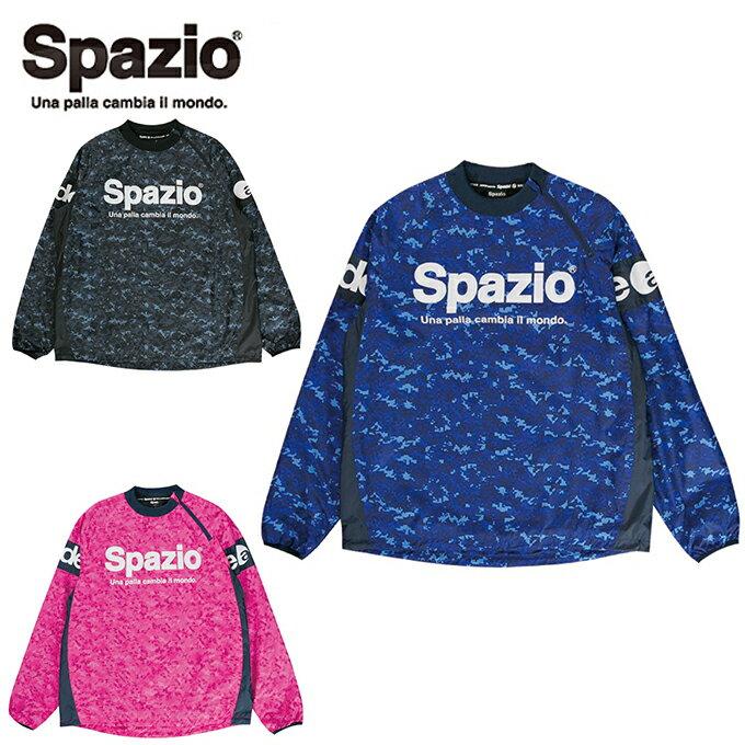 スパッツィオ SPAZIO サッカーウェア ピステトップ メンズ レディース ピステシャツ GE-0515