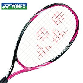 ヨネックス 硬式テニスラケット 張り上げ済み ジュニア EZONE Junior23 Eゾーンジュニア23 17EZJ23G-604 YONEX メンズ レディース