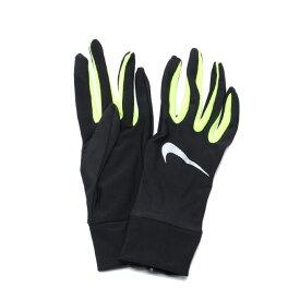 ナイキ ランニング 手袋 メンズ 18HO テック グローブ RN1034-054 NIKE