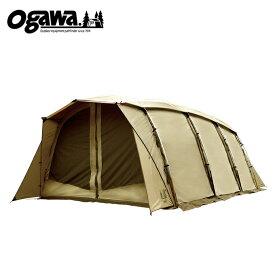 オガワテント テント 2ルームテント アポロン 5人用アーチ型テント 2774 OGAWA