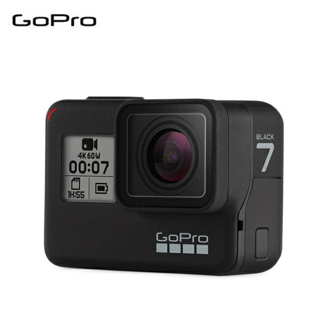 ゴープロ GoPro 小型ビデオカメラ HERO7 Black CHDHX-701-FW