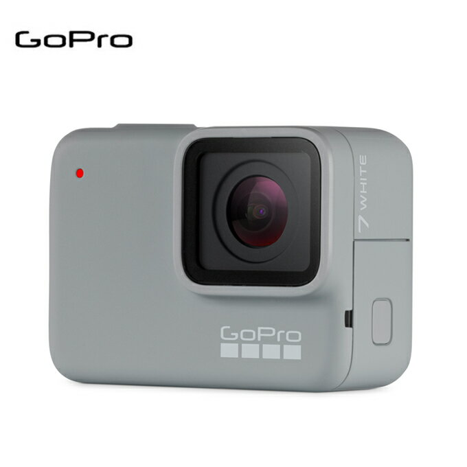 ゴープロ GoPro 小型ビデオカメラ HERO7 White CHDHB-601-FW