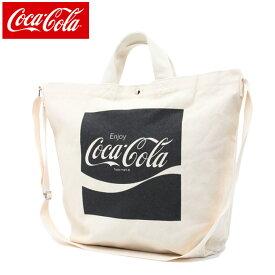 コカコーラ Coca-Cola ショルダーバッグ メンズ レディース COK-SD05 BK