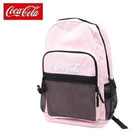 コカコーラ Coca-Cola バックパック レディース メッシュポケットリュック COK-MBBK144 PK