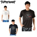 スリーポイント ThreePoint バスケットボールウェア 半袖シャツ メンズ ゴールネット文字Tシャツ TP570413I05