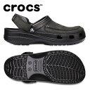 クロックス サンダル メンズ Men's Yukon Vista Clog ユーコン ヴィスタ クロッグ メン 205177-060 crocs