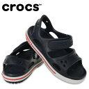 【9/1 23時59分まで 送料無料】 クロックス クロックバンド 2.0 サンダル PS crocband sandal 14854 462 ジュニア crocs