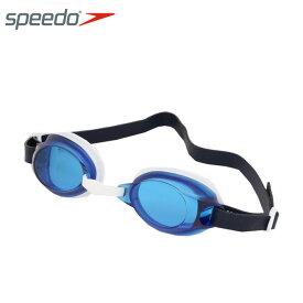 スピード speedo クッション付き スイミングゴーグル メンズ レディース ジェット SD95G02-BL