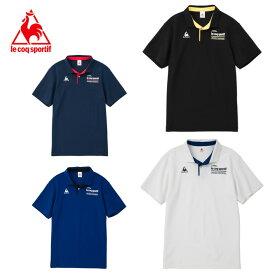 ルコック le coq sportif ポロシャツ 半袖 メンズ SOLOTEX機能ポロシャツ QMMNJA44