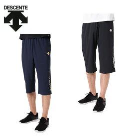 デサント DESCENTE 7分丈パンツ メンズ クロス3/4パンツ DORC9404HM