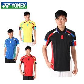 ヨネックス テニスウェア バドミントンウェア ポロシャツ メンズ レディース スタンダードサイズ 10206 日本バドミントン協会審査合格品 YONEX