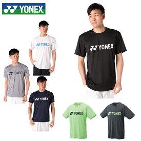 ヨネックス テニスウェア Tシャツ 半袖 メンズ レディース ドライ 16321 YONEX