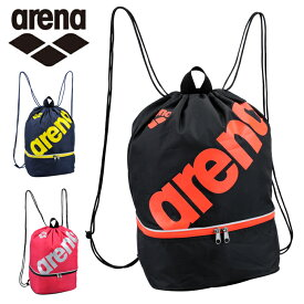 アリーナ arena スイムバッグ メンズ レディース ジュニア プールバッグ AEANJA03