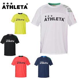 アスレタ ATHLETA サッカーウェア 半袖シャツ ジュニア カラープラクティスシャツ 02312J