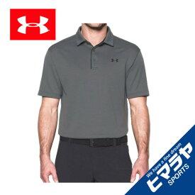 アンダーアーマー ポロシャツ 半袖 メンズ UAテックポロ 1290140-040 UNDER ARMOUR