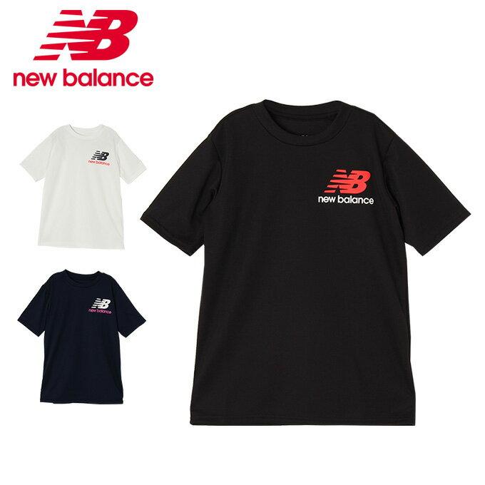 ニューバランス Tシャツ 半袖 ジュニア ドライ JJTP9238 new balance