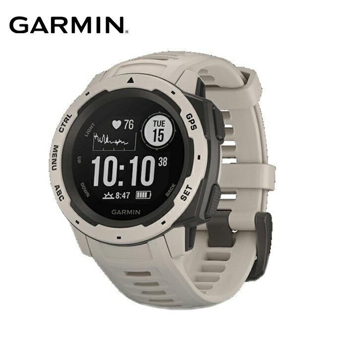 ガーミン ランニングウォッチ メンズ レディース Instinct Tundra 010-02064-22 GARMIN