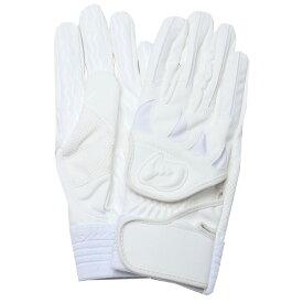 ジームス Zeems 野球 バッティンググローブ 両手用 メンズ レディース 手袋 ZER-610W