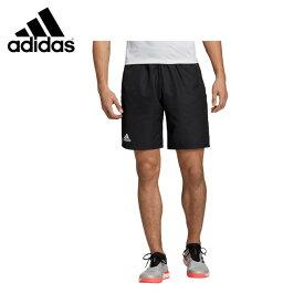 アディダス テニスウェア ハーフパンツ メンズ TENNIS CLUB SHORT 9 クラブ DU0877 FRO48 adidas