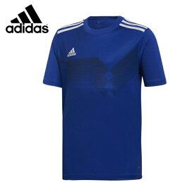 アディダス サッカーウェア 半袖シャツ ジュニア KIDS CAMPEON 19 キッズ トレーニングジャージー DP3154 FRX79 adidas