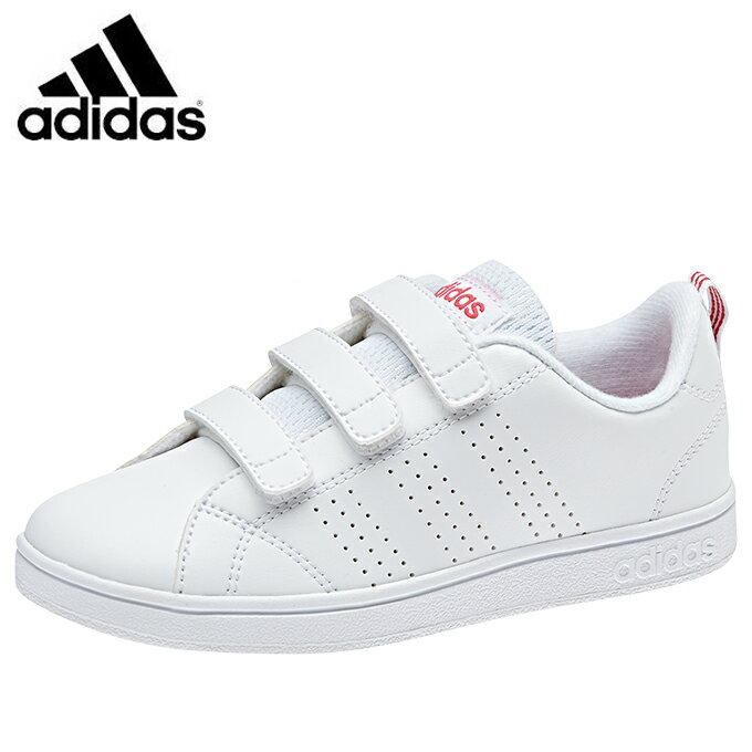 アディダス ジュニアシューズ バルクリーン2 キッズ VALCLEAN2 CMF BB9978 CFW07 adidas