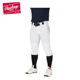 ローリングス Rawlings 野球 練習着 パンツ メンズ 4Dウルトラハイパーストレッチパンツ ショートフィット マーク無し ひざ加工なし APP9S01-NN