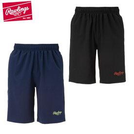 ローリングス Rawlings 野球 ハーフパンツ メンズ プレーヤーショートパンツ AOP9S06