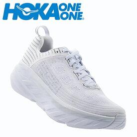 ホカ オネオネ HOKA ONEONE ランニングシューズ メンズ BONDI 6 ボンダイ レギュラー 1019269 WWRF