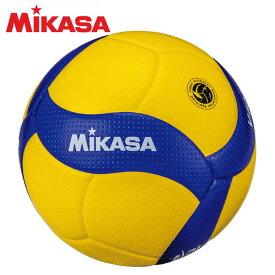【送料無料】 ミカサ バレーボール 4号球 検定球 試合球 中学生 V400W MIKASA 中学校 ママさん 家庭婦人 中学校 家庭婦人用 バレーボール用品