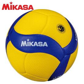 【送料無料】 ミカサ バレーボール 4号球 検定球 小学生 軽量 V400W-L MIKASA 小学校試合球 軽量球 ジュニア キッズ 子供 小学生