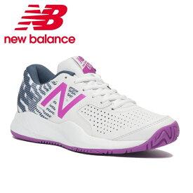 ニューバランス テニスシューズ オールコート レディース WCH696V3 2E new balance