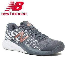 ニューバランス テニスシューズ オムニ クレー レディース WCO996V3 WCO996J3 2E new balance オムニクレー