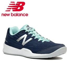 ニューバランス テニスシューズ オムニ クレー レディース WCO896V2 D new balance オムニクレー