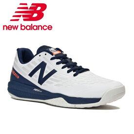 ニューバランス テニスシューズ オムニ クレー メンズ MCO796V1 MCO796K1 2E オムニクレー new balance