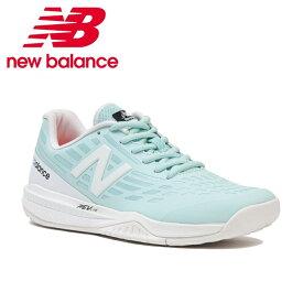 ニューバランス テニスシューズ オムニ クレー レディース WCO796V1 WCO796S1 D new balance オムニクレー