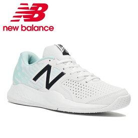 ニューバランス テニスシューズ オムニ クレー レディース WCO696V3 WCO696L3 2E new balance オムニクレー