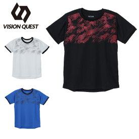 Tシャツ 半袖 ジュニア グラフィック機能T VQ451502I05 ビジョンクエスト VISION QUEST