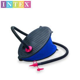 インテックス 空気入れ ベローズフットポンプ 69611 INTEX