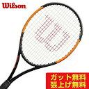 ウイルソン 硬式テニスラケット バーン100LS BURN 100LS WR000211 レディース ジュニア Wilson