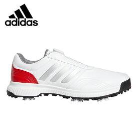 アディダス ゴルフシューズ ソフトスパイク メンズ CP トラクション ボア BB7907 BTE47 adidas