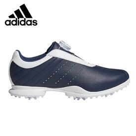 アディダス ゴルフシューズ ソフトスパイク レディース ドライバー ボア 2.0 F33606 WI973 adidas