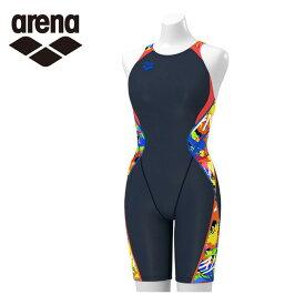 da92e62d97b アリーナ arena FINA承認 競泳水着 レディース セイフリーバックスパッツ 着やストラップ ARN-