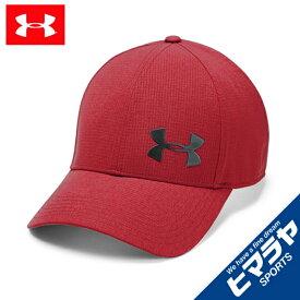 アンダーアーマー キャップ 帽子 メンズ UAアーマーベントコアキャップ2.0 トレーニング MEN 1328630-651 UNDER ARMOUR