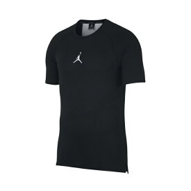ナイキ バスケットボールウェア 半袖シャツ メンズ ジョーダン Dri-FIT 23 アルファ S/Sシャツ 889713-013 NIKE