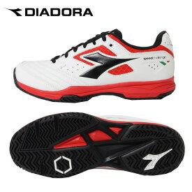 ディアドラ テニスシューズ オールコート メンズ レディース スピードチャレンジ2 AG s.challenge 173005-1425 DIADORA
