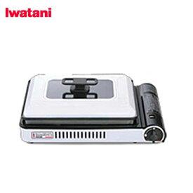 イワタニ Iwatani カセットコンロ カセットガスホットプレート 焼き上手さんα アルファ CB-GHP-A