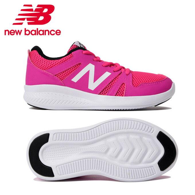 ニューバランス ランニングシューズ ジュニア YK570PK new balance