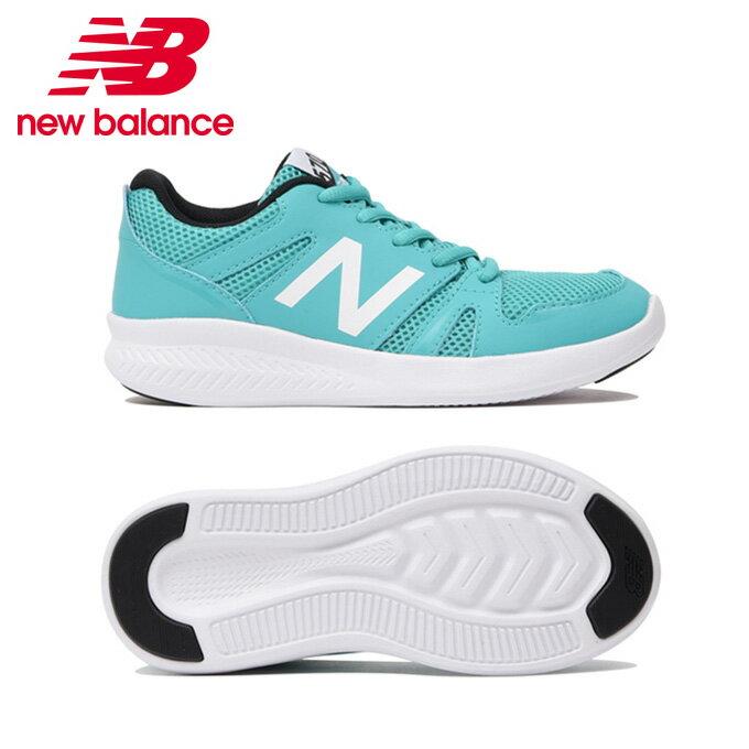 ニューバランス ランニングシューズ ジュニア YK570GR new balance