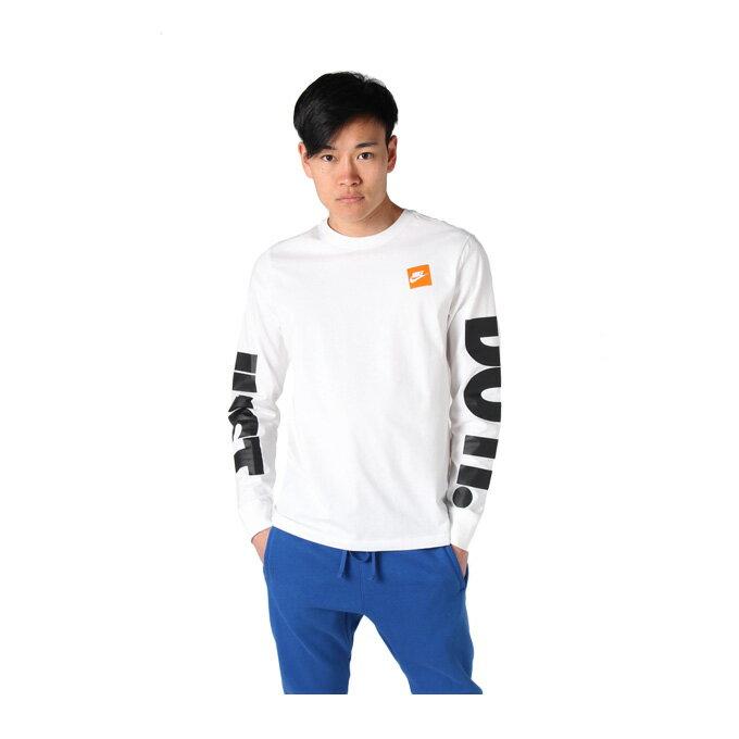 ナイキ Tシャツ 長袖 メンズ スポーツウェア AR5198-100 NIKE