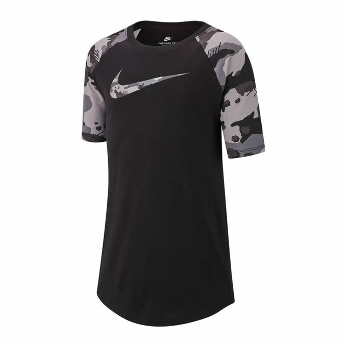 ナイキ Tシャツ 半袖 ジュニア Sportswear スポーツウェア AR5291-010 NIKE